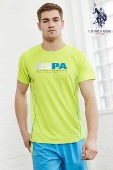 U.S. Polo Assn. Activewear Contour T-Shirt