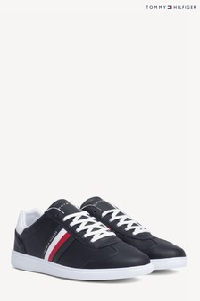 Tommy Hilfiger Blue Essential Corporate Trainers