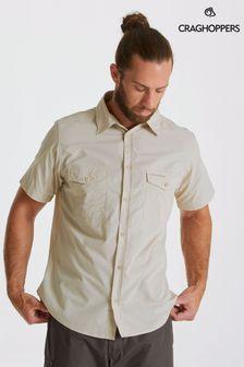 Craghoppers Natural Kiwi Short Sleeve Shirt