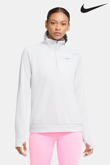 Nike Curve Pacer 1/2 Zip Sweat Top