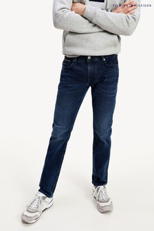 Tommy Hilfiger Blue Straight Denton Jeans