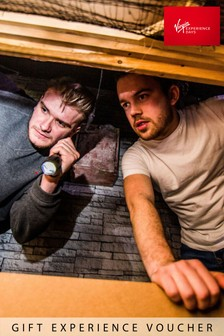 Escape Room Experience For Two In Edinburgh Gift Experience by Virgin Experience Days