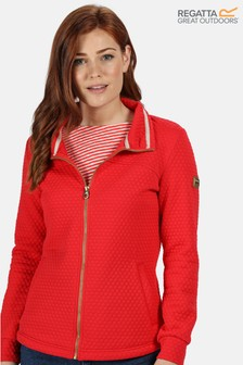 Regatta Red Sulola Full Zip Fleece