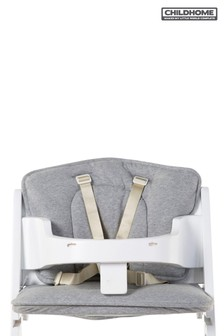 Baby Grow Chair Cushion Jersey Grey