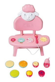 Baby Annabell Lunch Time Table Set 701997