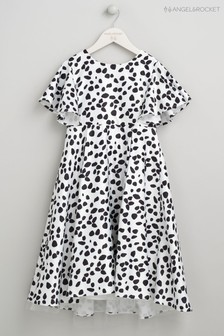 Angel & Rocket Animal Dalmatian Spot Dress