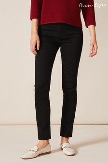 Phase Eight Black Aida Stay Black Jeans
