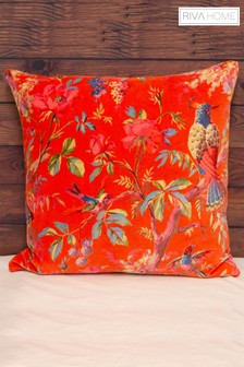 Paradise Velvet Cushion by Riva Home