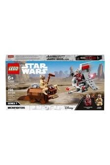 LEGO® Star Wars™ T-16 Skyhopper vs Bantha Microfighters Playset 75265