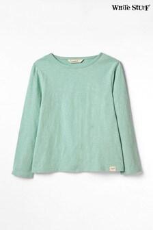 White Stuff Kids Mini Carly Long Sleeve T-Shirt