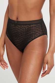 Animal Lace Knickers