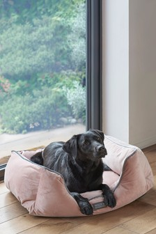 Blush Pink Pet Bed