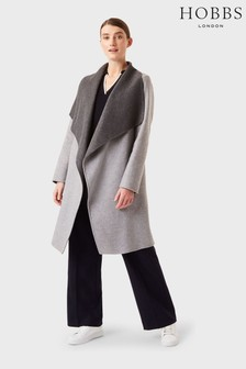 Hobbs Grey Gabriella Coat