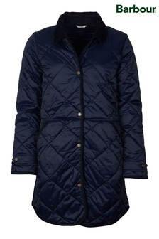 Barbour® Heritage Lightweight Quilted Peppergrass Coat