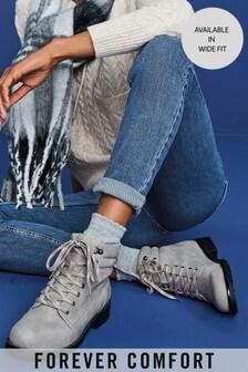 Buy Women's Footwear Ankle Grey Boots