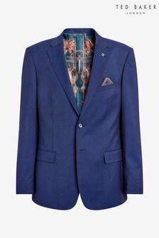 Ted Baker Francj Debonair Slim Fit Wool Jacket