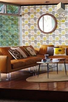 Orla Kiely Rhodedendron Wallpaper
