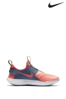 Nike Run Pink Flex Runner Junior Trainers