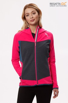 Regatta Pink Womens Carpo Hybrid Jacket