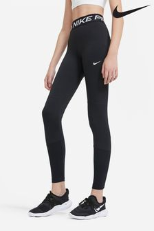 Nike Performance High Waisted Black Pro Leggings