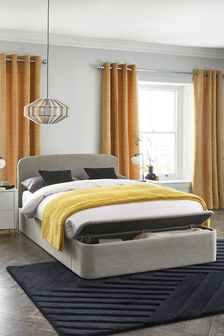 Matson Storage Ottoman Bed with extra end of Bed Storage
