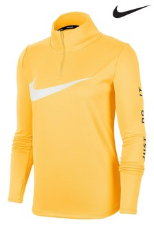 Nike Swoosh 1/2 Zip Run Top