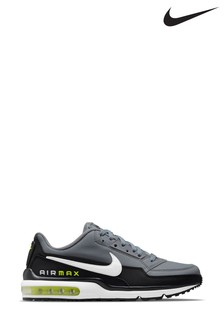 Nike Black/Grey Air Max Command Trainers