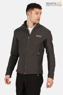Regatta Grey Highton Winter Full Zip Fleece