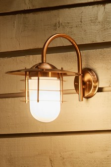 Opaque Glass Wall Light by Pacific Lifestyle