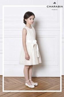 Charabia White Dress