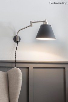 Westport Wall Light by Garden Trading