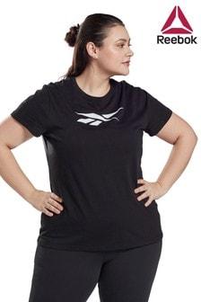 Reebok Curve Vector Logo T-Shirt