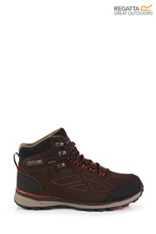 Regatta Brown Samaris Suede Walking Boots