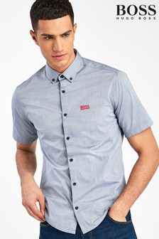 BOSS Biadia Short Sleeve Logo Shirt