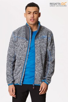 Regatta Collumbus V Marl Knit Fleece