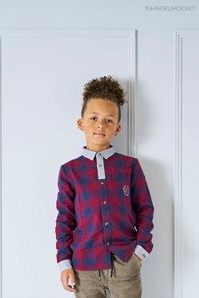 Angel & Rocket Red Check Shirt