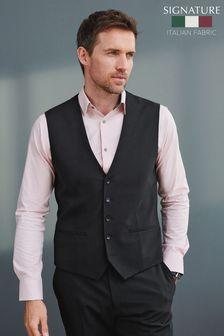 Signature Tollegno Fabric Motion Flex Suit: Waistcoat
