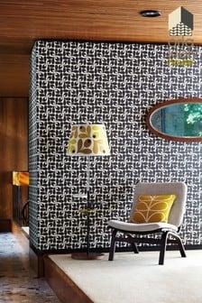 Orla Kiely Small Acorn Cup Wallpaper