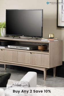 Dansk Scandi Entertainment Unit by Bentley Designs