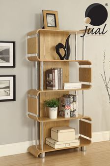 Helsinki Bookshelf Oak by Jual