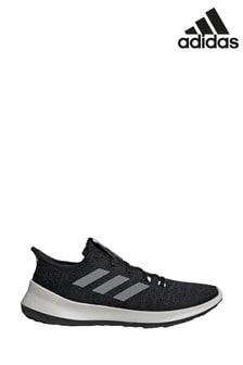 Черные кроссовки adidas SenseBoost