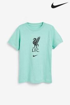Nike Turquoise Liverpool FC T-Shirt