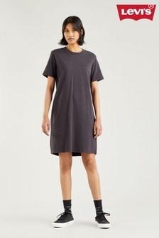 Levi's® Black Elle T-Shirt Dress