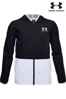 Under Armour Boys Woven Jacket