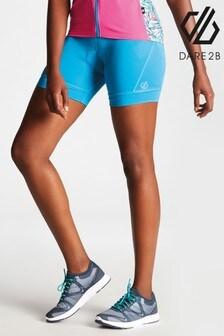 Dare 2b Blue Habit Padded Cycle Shorts