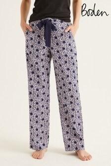 Boden Blue Mollie Pyjama Bottoms