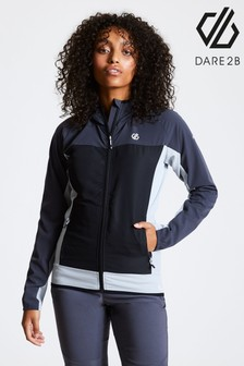 Dare 2b Grey Duplicity Softshell Jacket
