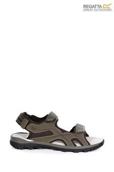 Regatta Brown Kota Drift Sandals