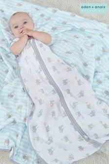 aden + anais® Essentials 1.0 TOG Summer Sleeping Bag - Dumbo nbew heights