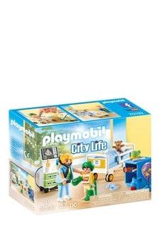 Playmobil® 70192 City Life Children's Hospital Room